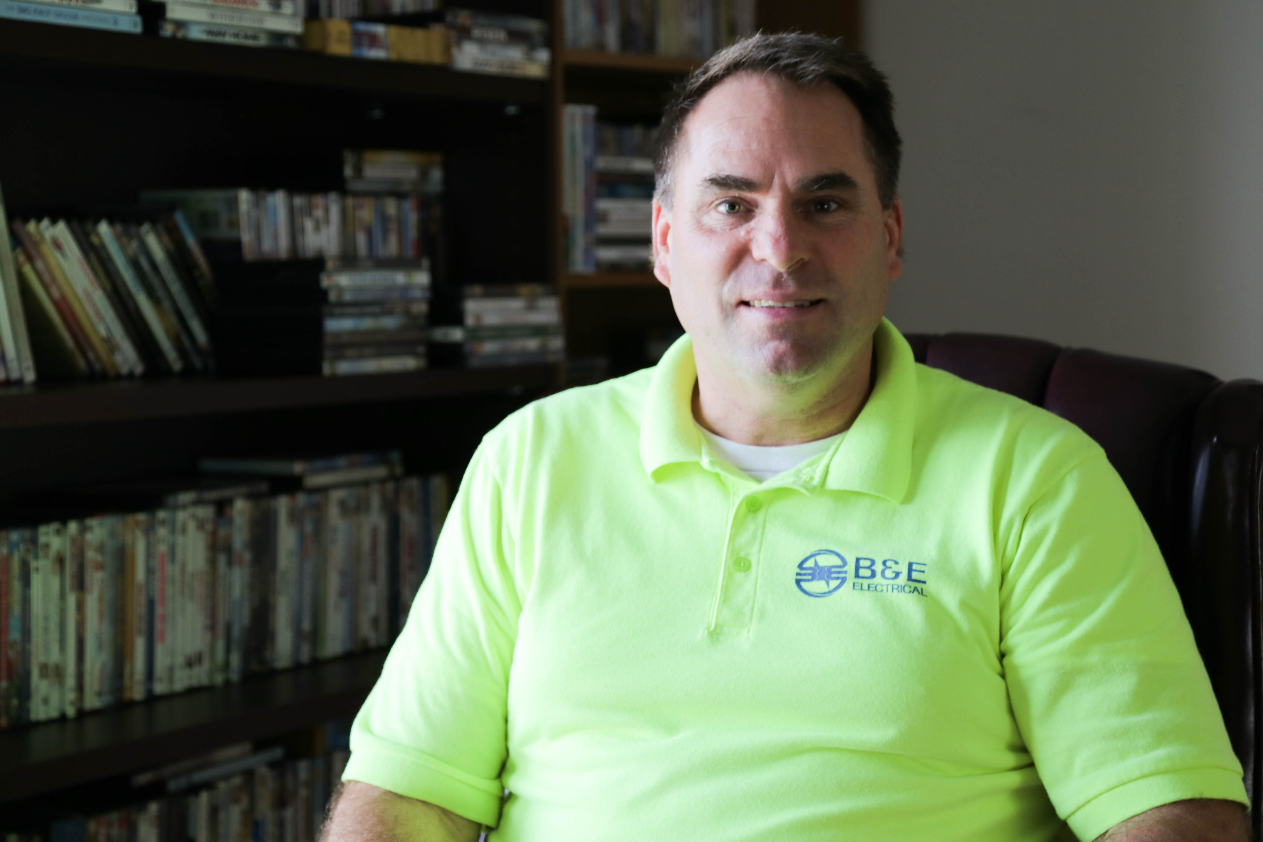 Ted Pappenfus | B&E Electrical